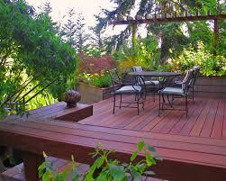 Backyard Beer Garden - chairs contemporary living room the ottomans x bench from ballard