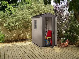 Backyard Storage Solutions Low Maintenance Backyard Storage Solutions Quality Plastic Sheds