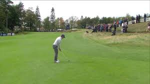 watch paul dunne u0027s sprinkle of good luck at british masters