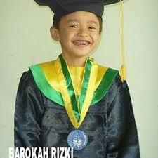 graduation toga sell kindergarten graduation toga dress from indonesia by barokah