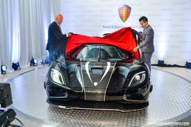 Koenigsegg Now Available In Malaysia And Indonesia Through Naza