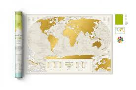 Ua Map Travel Map Geography World Byu Scratch Map In 1dea Me Gift Store