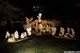 outdoor nativity how to create a beautiful outdoor nativity