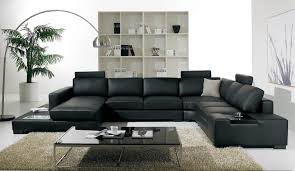 Black Furniture Living Room Cozy Black Leather Furniture Living Room Ideas Favorite Black