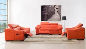 Sofa Recliner Sale Sale Modern Chesterfield Genuine Leather Living Room Sofa Set