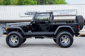 2005 jeep wrangler unlimited rubicon for sale 2005 jeep wrangler unlimited black rubitrux conversion