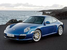 porsche 911 cs 2009 porsche 911 997 s blue front view jpg