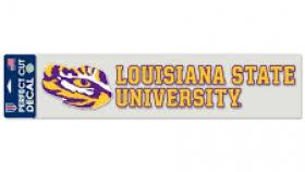 lsu alumni license plate lsu alumni car sticker satu sticker