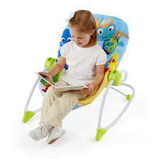 Baby Rocking Chair Baby Einstein Rhythm Of The Reef Rocker Walmart Com