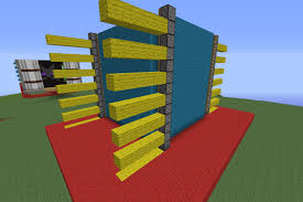 Stone Stairs Minecraft by How To Create A Working Movie Screen In Minecraft With Pistons And