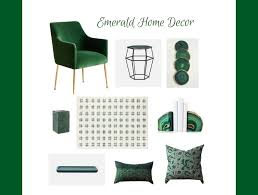 Emerald Green Home Decor Emerald Green And Other Jewel Tones In 2017 U2013 Alexia Lundgreen