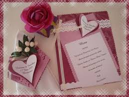 id e menu mariage tutoriel mariage menu et marque place ou rond de serviette