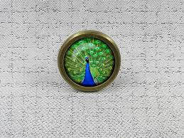peacock drawer knobs pulls handles kitchen cabinet knobs