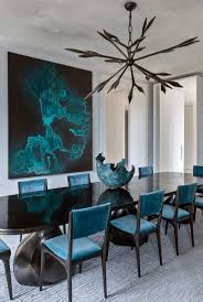 Teal Dining Table by Best 20 Black Dining Tables Ideas On Pinterest Black Dining