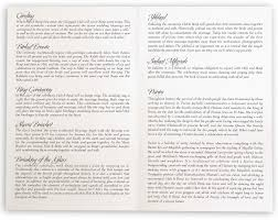 Programs For A Wedding Ceremony Jewish Wedding Programs And Jewish Program Wording Templates