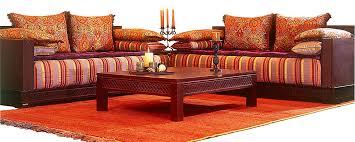 canape marocain le canapé marocain du traditionnel au plus design