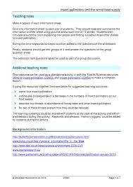 Volume Worksheets Ks3 Ks3 Ecology Ks3 Teachit Science