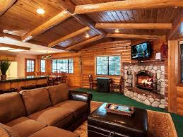 living room design with stone fireplace home design ideas