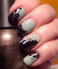 10 autumn inspired nails designs 2013 2014 styleoholic