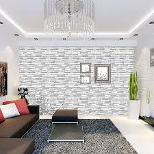 textured brick wallpaper bedroom ideas blue wallpaper background