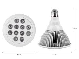 plant grow light bulb led high efficient grow lights greenhouse