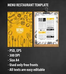 33 menu design templates u2013 free sample example format download