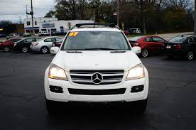 lexus gl450 price 2007 mercedes benz gl450 navigation white awd used suv sale