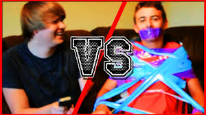 Brother Vs Brother Brother Vs Brother Duct Tape Challenge Youtube