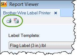 brother wire label printer d tools