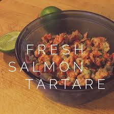 easy salmon tartare recipe for your next cocktail party