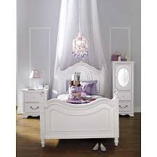 Bedroom Furniture For Little Girls by Najarian Furniture Duchess Twin Bed White Najarian Furniture