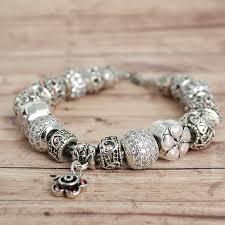 european style bracelet charms images Br ch 004 completed european style charm bracelet jpg