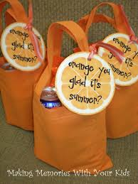 orange you glad it s summer gift idea memories with your