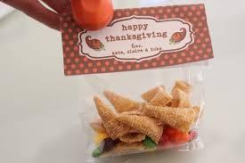 the larson lingo thanksgiving cornucopia treat bag free printable