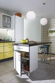 meuble central cuisine ilots de cuisine laissez vous tenter leroy merlin