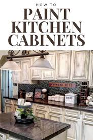 should you paint cabinets or replace countertops how to paint cabinets dixie paint company kitchen