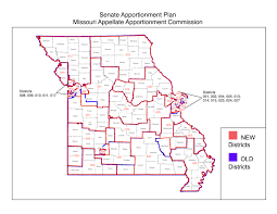 Missouri State Map by Lawsuit In Supreme Court Challenges Senate District Map Audio