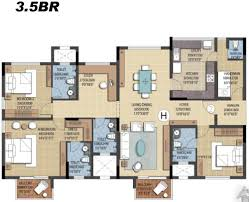 floor plan prestige tech vista outer ring road bangalore