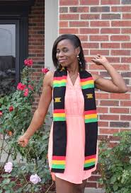 kente stole www graduationkente custom graduation kente cloth stoles s