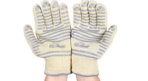 gant de cuisine anti chaleur vente flash 5 39 la paire de gant anti chaleur 300 cuisine