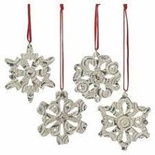 snowflake frame ornament pier1 us