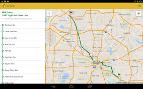 Dart Train Map Ezride Dallas Dart Transit Android Apps On Google Play