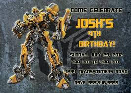 printable transformers birthday banner transformer birthday invitations printable free party on garth