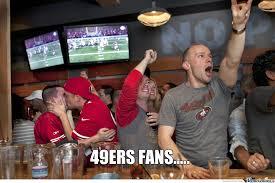 49ers fans by dedede meme center