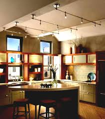 over sink two easy kitchen track lighting ideas to apply directly