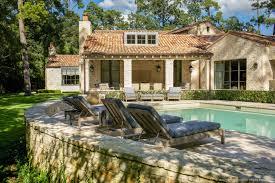 showcase home in austin spanish oaks hacienda haciendas house