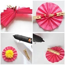 paper fans decorations make paper fan decorations