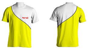 design t shirt sports