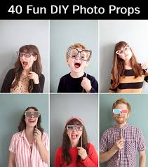 Photo Booth Prop Ideas Diy Photo Props Featured Jpg