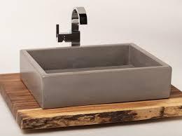 Stainless Steel Kitchen Countertops Stylish Modern Stainless Steel Kitchen Faucet Concrete Farm Sink